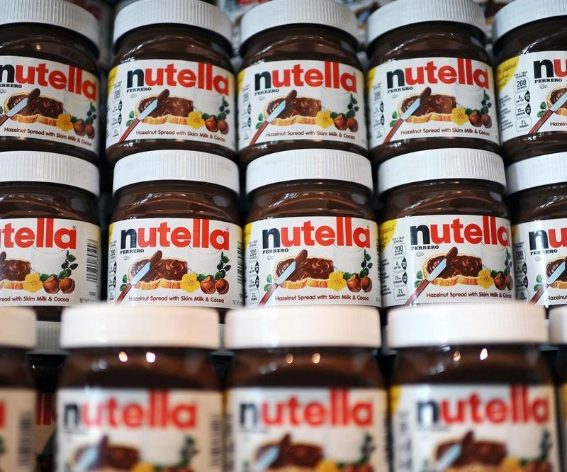 Flaş Haber : Nutella raflardan indiriliyor