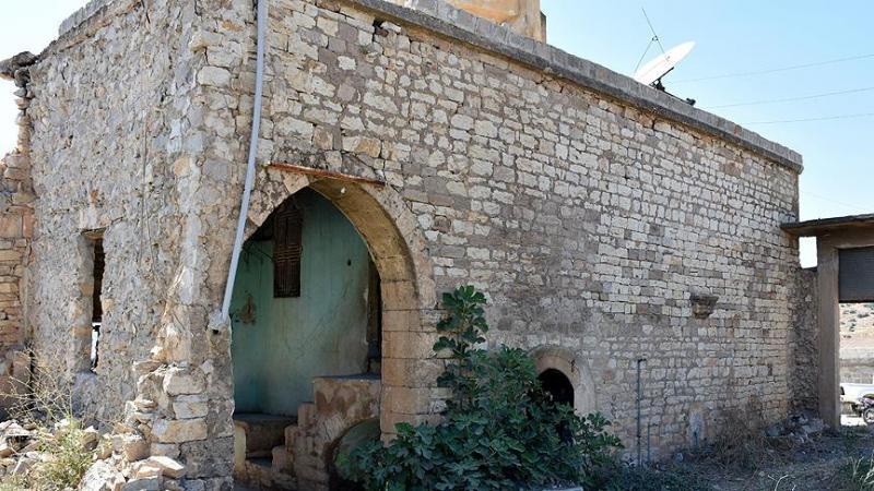 İşte Atatürk'ün Afrin'deki karargahı