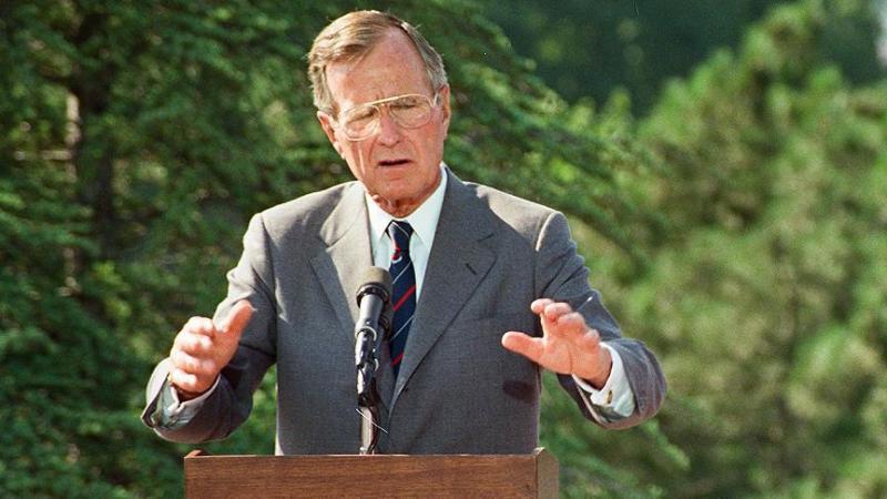 Bush öldü