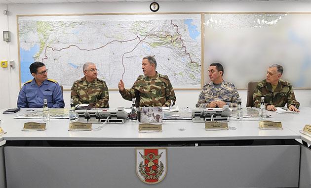 TSK: Afrin bölgesinde 'Zeytin Dalı Harekatı' başlatıldı