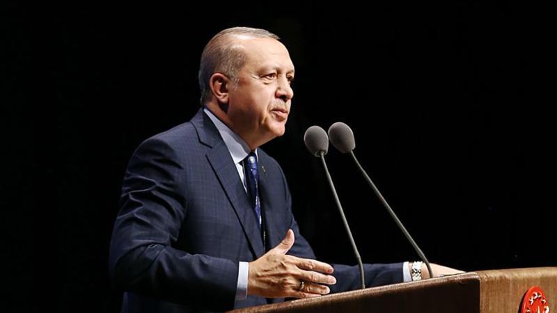 3 PKK'lının başına ödül koyan ABD'ye Erdoğan'dan ilk yanıt