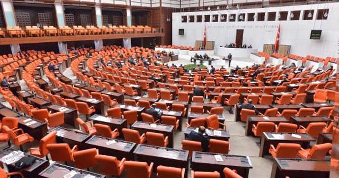 AKP ve MHP'nin seçim ittifakı teklifi TBMM Genel Kurulu'nda görüşülecek