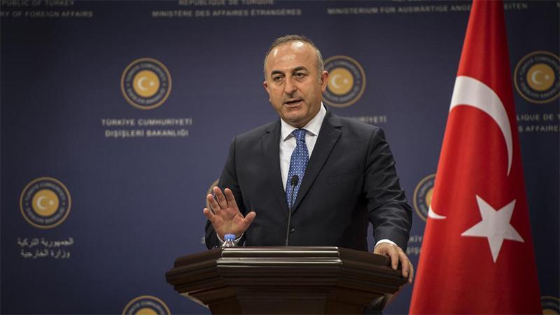 Dışişleri Bakanı Çavuşoğlu: Artık topu taca atma dönemi sona ermiştir