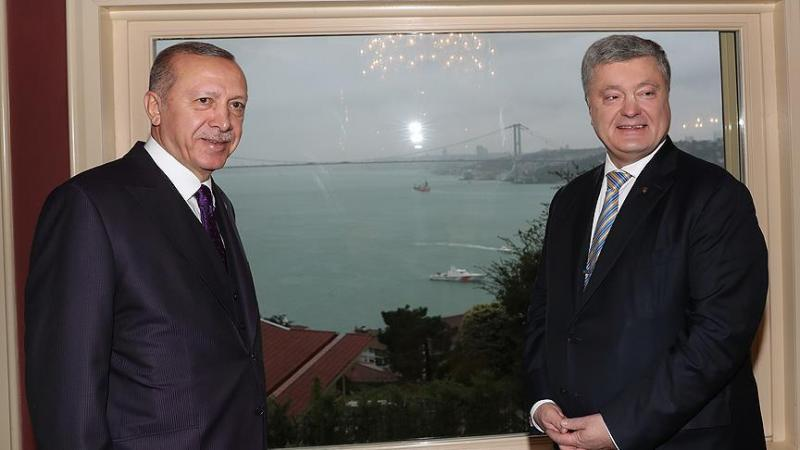 Poroşenko duyurdu: Türkiye ile anlaştık, 12 İHA alıyoruz