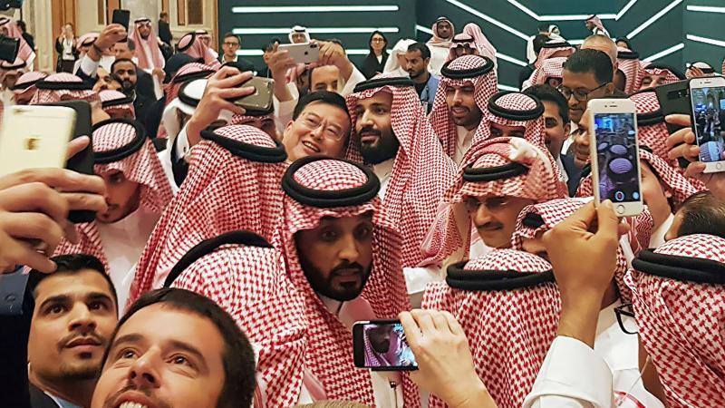 'Suudi Prens, 45 üst düzey ismi hala Ritz'de esir tutuyor'