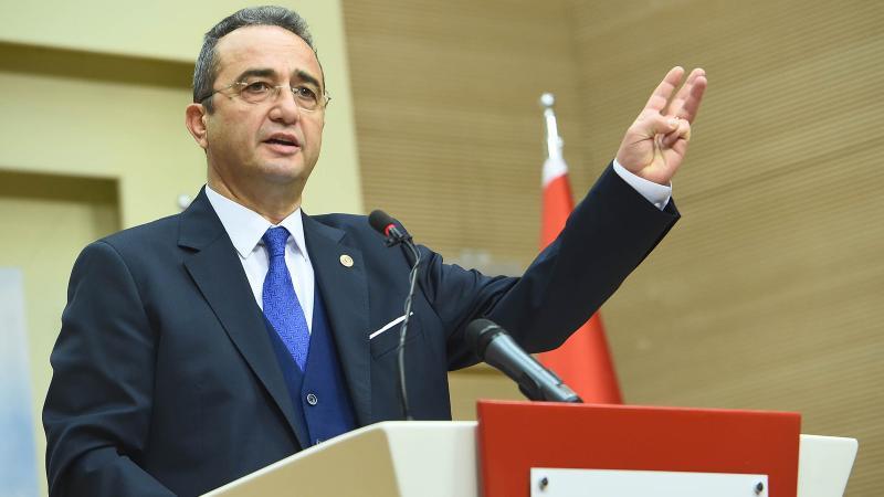 CHP: Suriye yönetimiyle temas şart