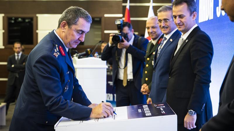 Hava Kuvvetleri'ne elektronik göz