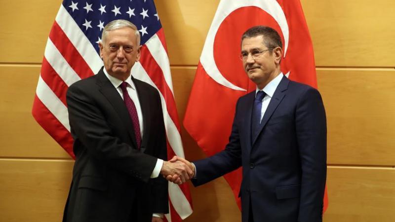 Canikli: Mattis ile görüşmede YPG'ye verilen desteğin son bulmasını istedik