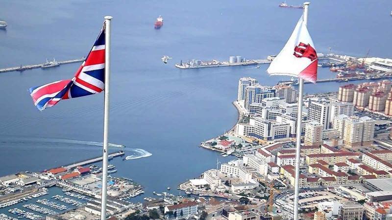 İngiltere ve İspanya arasında Cebelitarık krizi