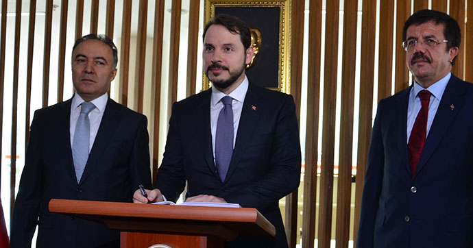 Berat Albayrak'tan ekonomi politikalarına ilişkin açıklama
