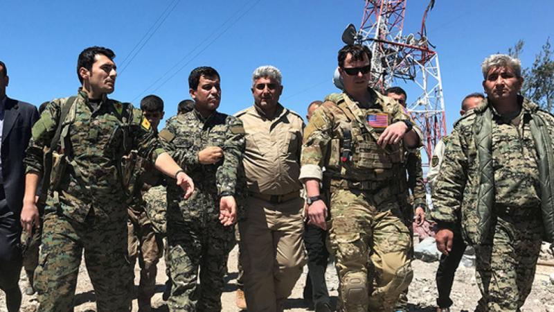 YPG ABD'ye yalvardı: Zaman daralıyor