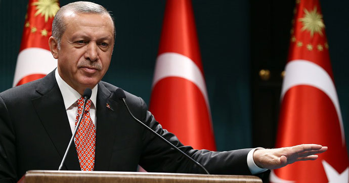 Erdoğan net konuştu: Terörle mücadeleyi Afrin'le devam ettireceğiz!
