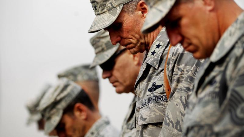 Suriye'de 15 ABD askeri öldü