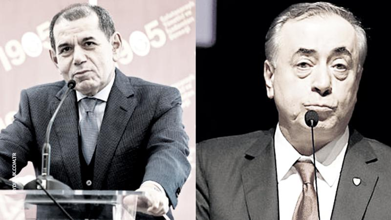 Galatasaray sandık başında