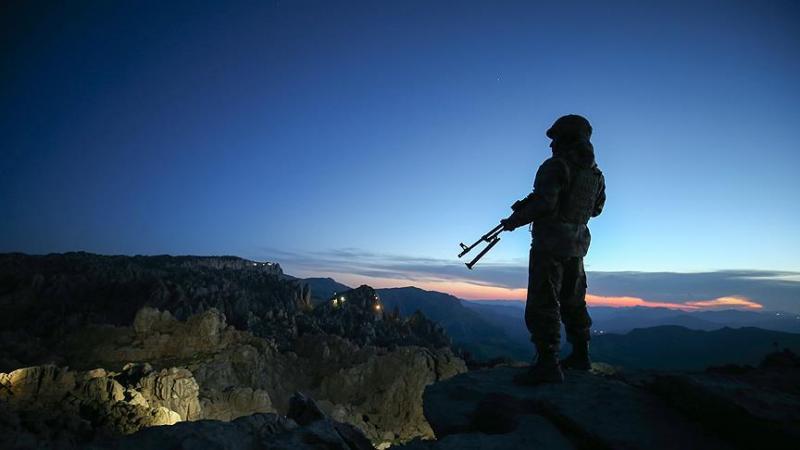 PKK'nın Karadeniz'deki kış üslenmesi çabasına eş zamanlı operasyon