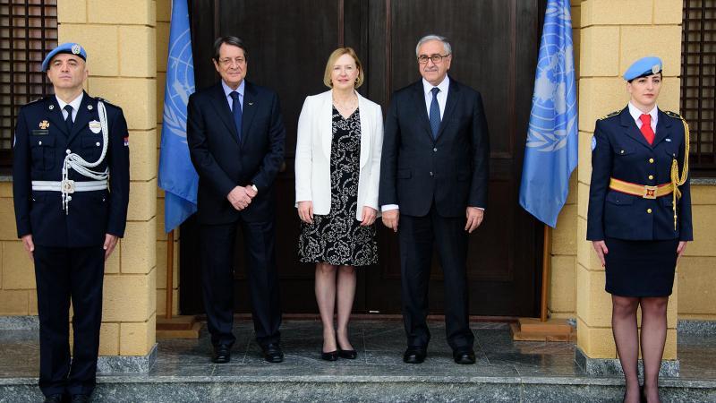 Kıbrıs'ta Akıncı-Anastasiadis zirvesinden anlaşmalar çıktı